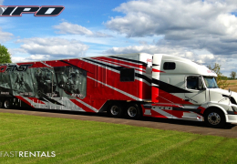 Trailer/Hauler Wrap Design